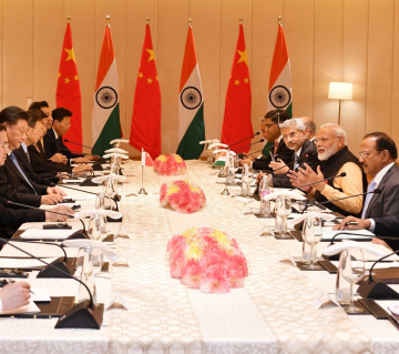 Chennai connect will give new direction to Indo-China cooperation: Modi to Xi