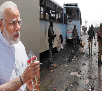 Pulwama attack: PM warns Pakistan, says security forces given free hand to decide on timing, nature of response