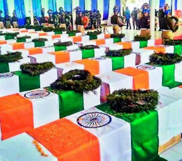 All-party meeting on Pulwama terror attack begins