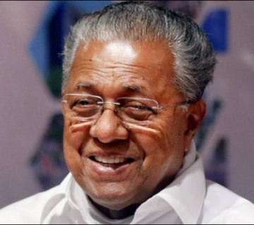 Swearing-in ceremony of LDF governmentt in Kerala on May 20