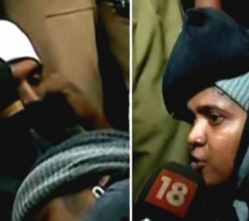 Two women turned away by police at Sabarimala