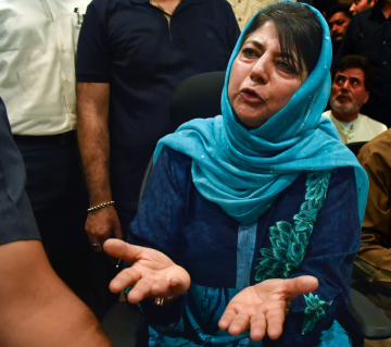BJP pulls out of alliance; PDP Government in Jammu & Kashmir falls