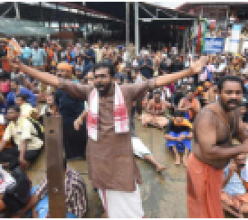 Centre's advisory to 3 southern states on Sabarimala row