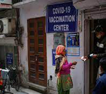 Registration for COVID vaccination on CoWIN for those above 18 to begin from Apr 28