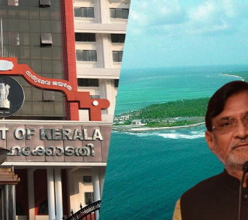 Kerala HC stays two recent orders of Lakshadweep administration