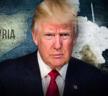No reversing course in Syria, says Trump