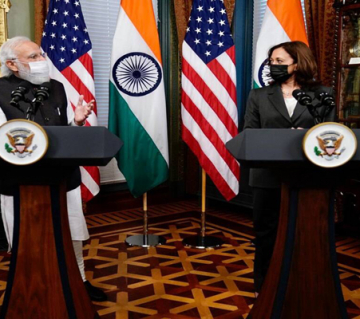 US Vice President Harris 'suo moto' refers to Pak's role in terrorism; says terror groups working there