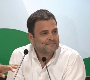 Rahul Gandhi promises big-bang minimum income scheme; 20 % families to get Rs 72K annually