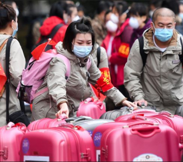 China bars foreign visitors as imported COVID-19 cases rise