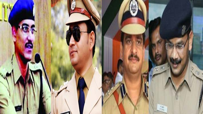 Government appoints four officers in CBI