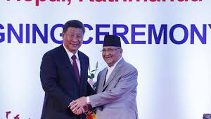Want to push for continued advancement of China-Nepal ties: Xi