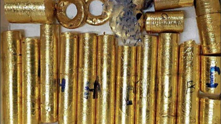 Two key accused in gold smuggling case sent to judicial remand