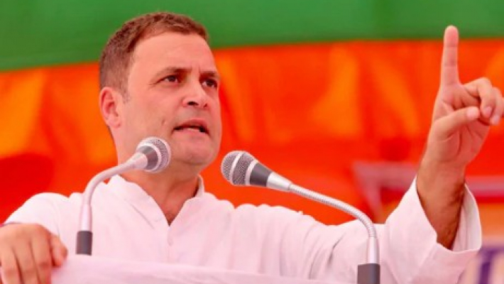 Modi wants to create two Indias -- one for rich, other for poor: Rahul