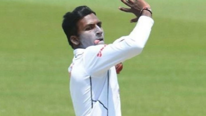 Indian-origin South African cricketer makes his dream Test debut