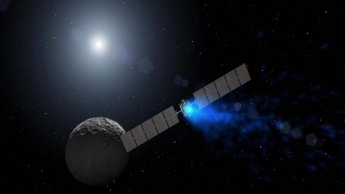 'NASA's historic Dawn mission to asteroid belt comes to end'
