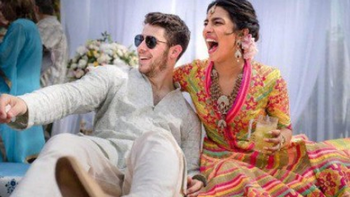 Priyanka-Nick give 'an amazing start to a lifetime of togetherness'