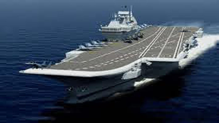 Indigenous Aircraft Carrier to be commissioned by next year end or by early 2022:Vice Admiral Anil Kumar Chawla