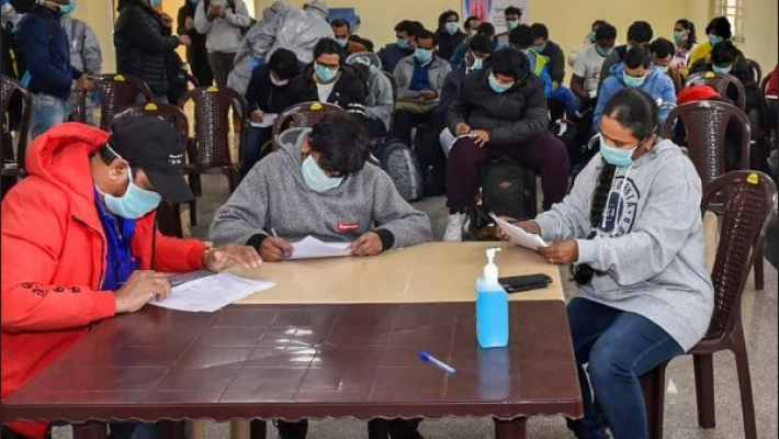 Karnataka school students with cold, fever to be given leave
