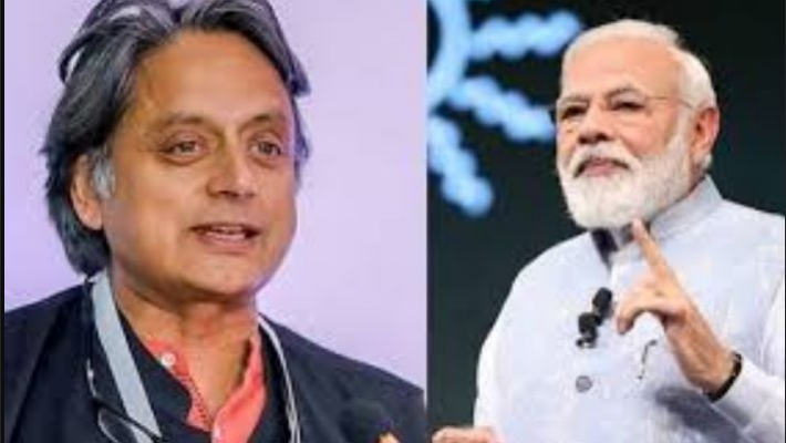 Congress criticises Modi's video message, Tharoor says 'curated by India's photo-op PM'