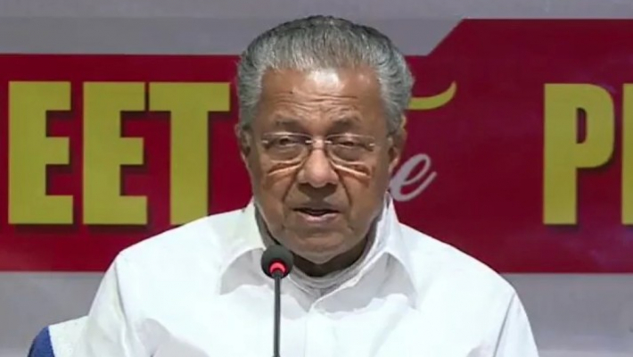 Pinarayi Vijayan slams UDF, alleges it had engaged in vote trading with BJP