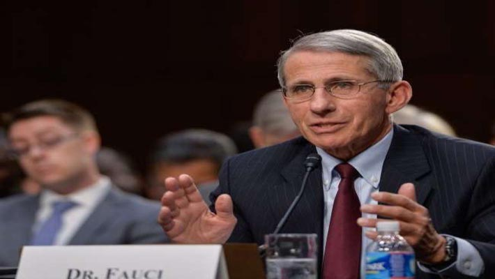 US expert Fauci advises India to marshal all resources, including Army, to fight COVID surge
