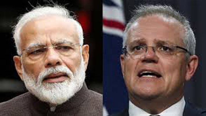 India playing 'important part' in stabilising Indo-Pacific region: Morrison