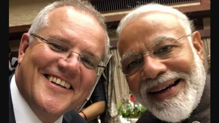 India, Australia ink landmark defence pact; decides to elevate ties during Modi-Morrison online summit
