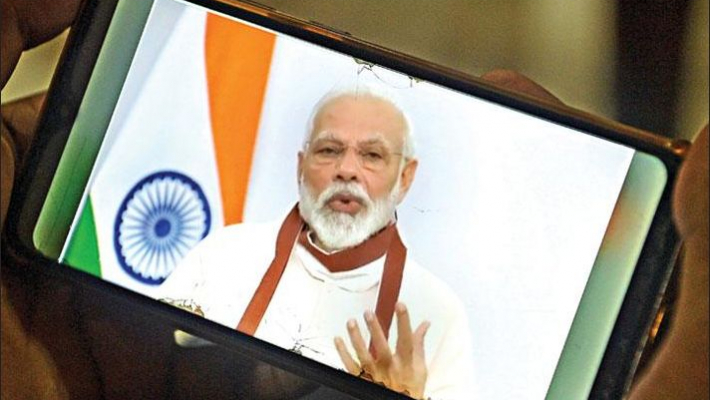 PM pitches for Atmanirbhar App ecosystem following Chinese apps ban