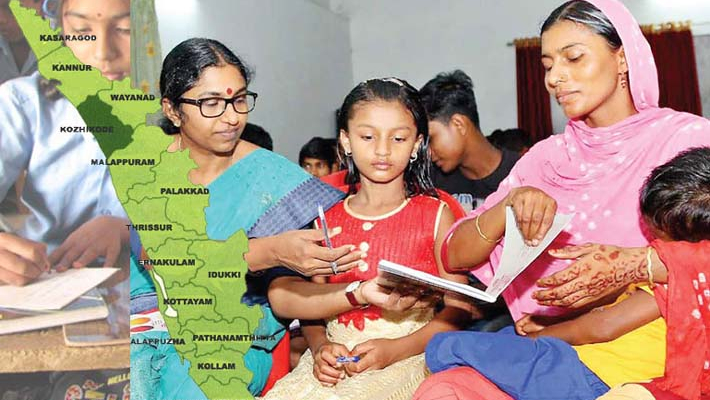 Kerala model of literacy likely to be spread across the country