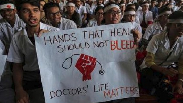 Doctor's assault: IMA threatens to launch countrywide ceasework