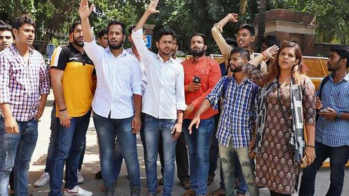 JNU students' union alleges University hiked fess for basic documentation
