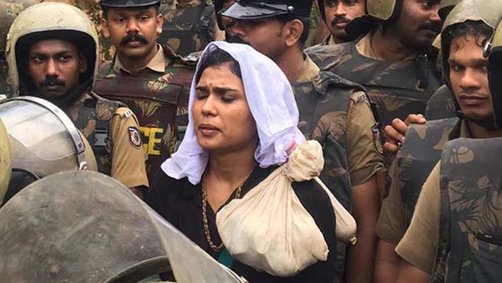 SC to hear next week plea of woman who was stopped from entering Sabarimala
