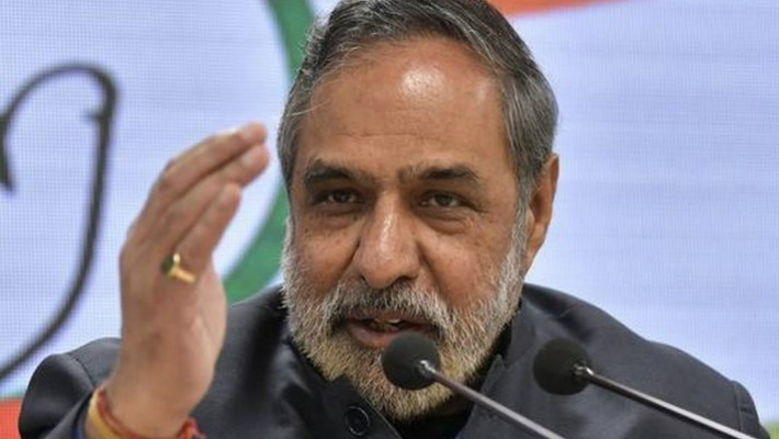 Anand Sharma makes fervent appeal to voters to support Congress in assembly polls