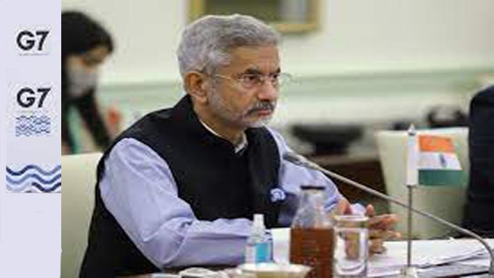 Members in Jaishankar delegation to UK test COVID positive, schedule modified