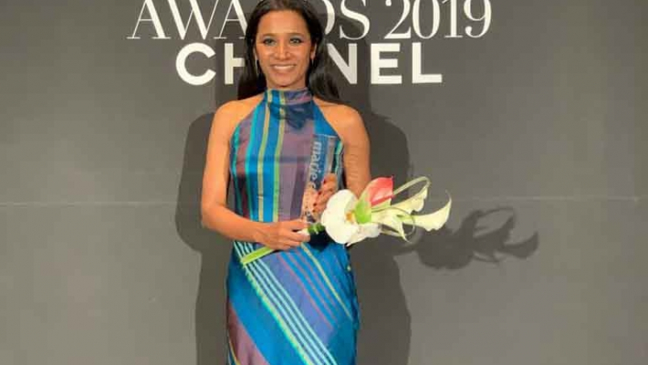 Tannishtha Chatterjee wins award at Busan for directorial debut