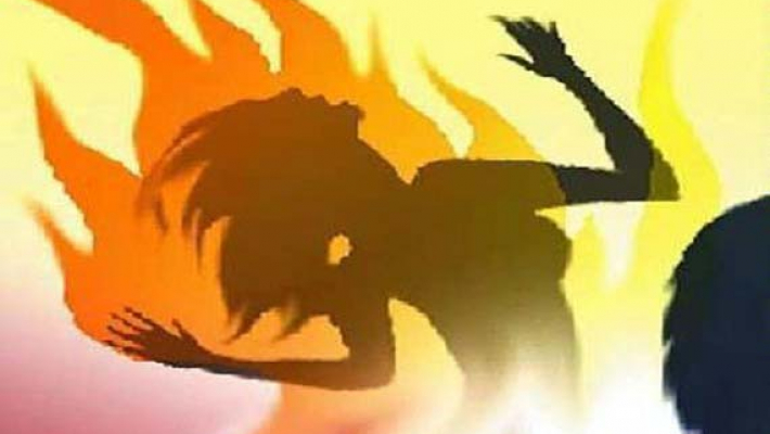 In UP's Ballia, woman kills children, sets herself on fire after fight with husband