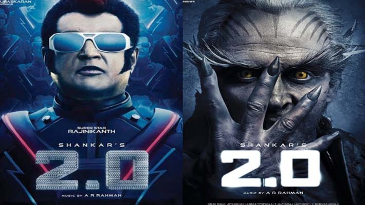 Rajinikanth starrer 2.0 set to release in China