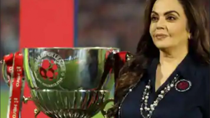 ISL boss Nita Ambani approves 4 foreign players regulation for 2021-22 season