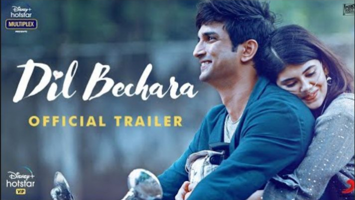 Sushant Singh Rajput's 'Dil Bechara' trailer celebrates life, love and will to live