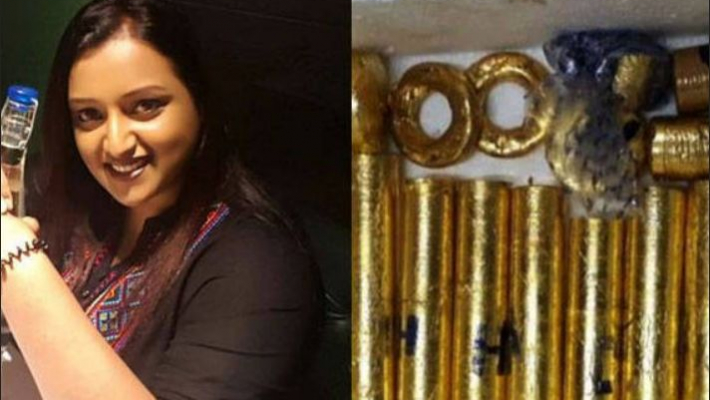 Congress, BJP allege IT department employee involved in Kerala gold smuggling, unaware of appointment, says CM