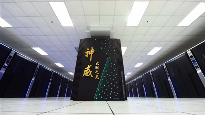 China launches exascale supercomputer prototype