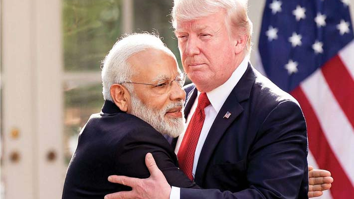 Temporary exemptions granted to India and other seven countries: Trump on Iran sanctions