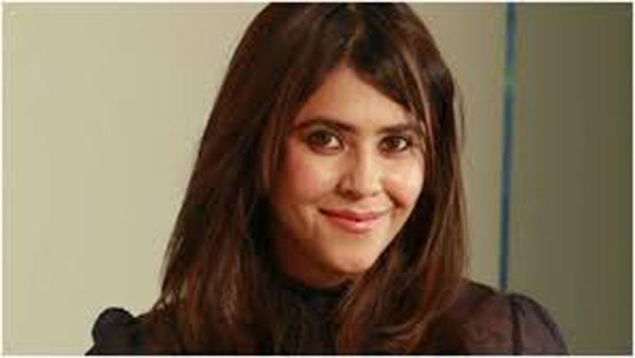 An FIR has been registered against television producer Ekta Kapoor and two others