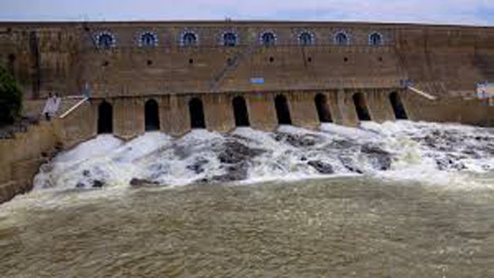Bhavani rivier in spate, red alert sounded;TN ministers review situation