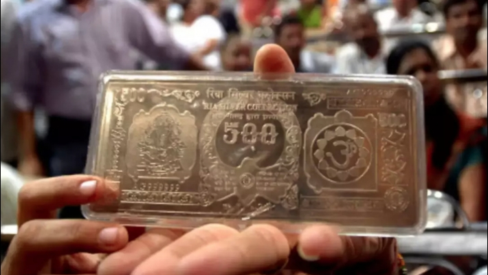 MCX witnesses record high silver delivery