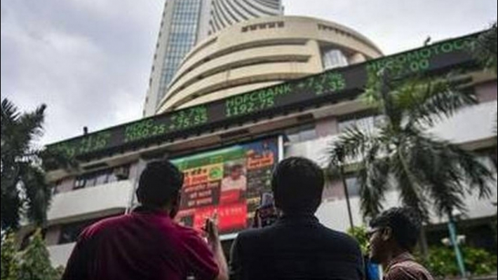 Sensex reclaims 40k-mark after 7 months; TCS leads IT pack higher