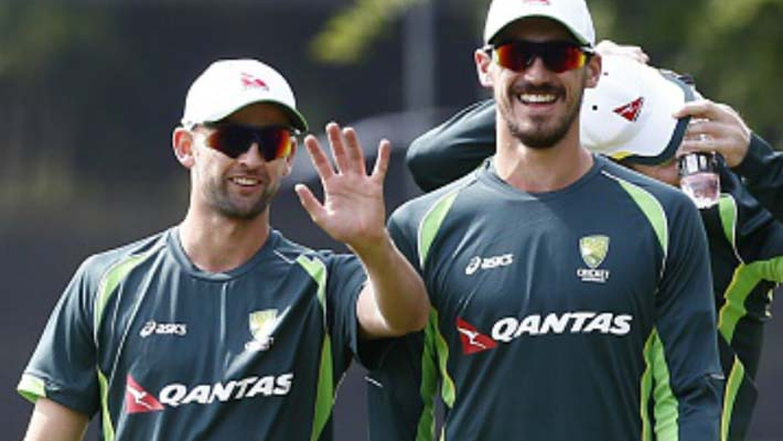 Australia rest Starc, Lyon for T20s against India ahead of Tests