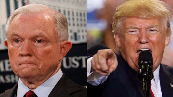 Trump sacks US Attorney General Jeff Sessions