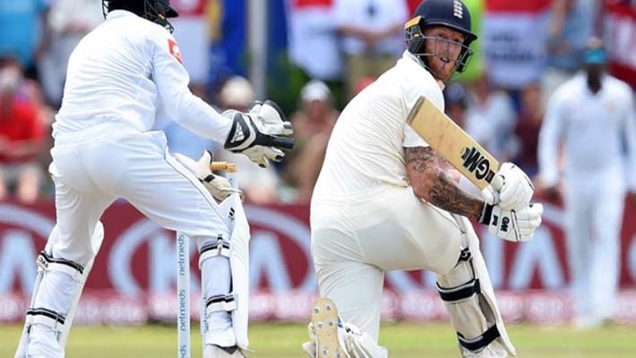 England in control against Sri Lanka