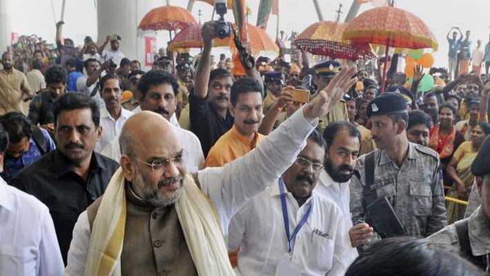 BJP launches Rath Yatra to